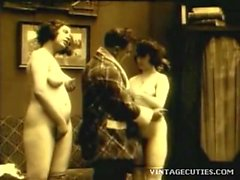 Vintage 1920s Real Group Sex Old Young (1920s Retro)