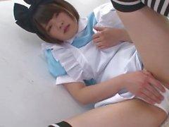 Japanese panty fetish