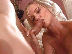 Hot Blonde Mature Cougar Cara Lott