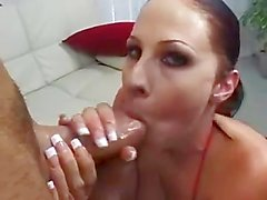 Gianna Michaels Plays Basketball