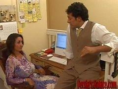 Persia Monir - Office sex