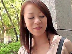 Schwangere Sayuri Yoshida