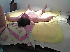 Hecho en casa Webcam en la cogida setecientas siete