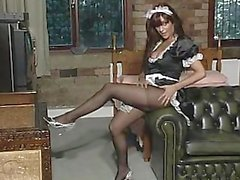 Carmel Moore - Young Maid Loves it when you play with your hard cock