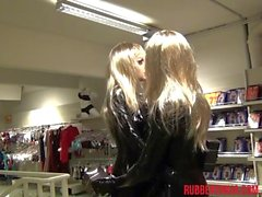 naughty rubber display dummies