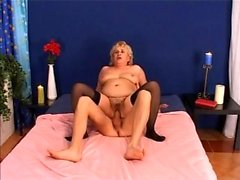 Hardcore Big Breast Gonzo Blowjob Blonde Mature MILF