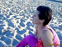 Lauren ile - On the Beach Hiçbir Tuvalet