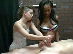 Tickling And Handjob 03