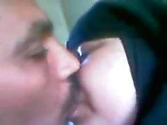 beijo árabe