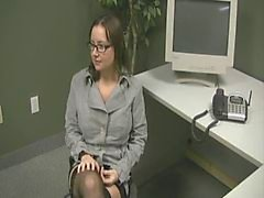 Office Jerk kanssa CumBlast