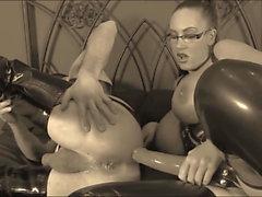 Femdom Fucks her Slave (Recolored)