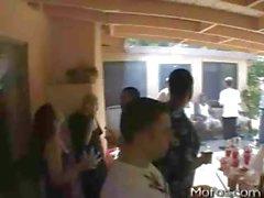 Kaci Star Cameron Love And Talon At A Sex Party