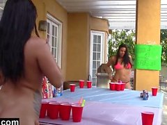 College Cock Sucking Tournament