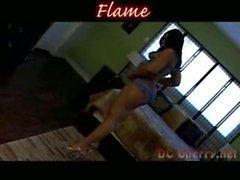 Hot ass Red Bone Flame