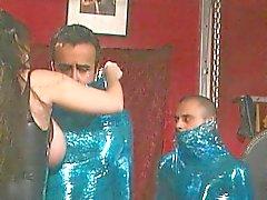 Twee kerels klaar voor straf