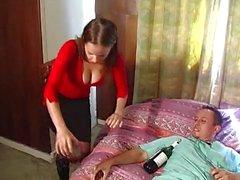 Esposa e um médico ao mesmo tempo