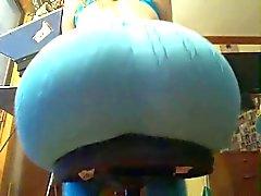 7-20-12- Basketball Butt Big Butt Stormy Sampler