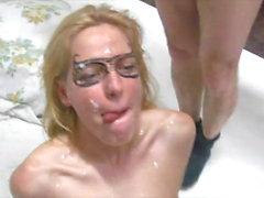 Gangbang Italian Bukkake Wife