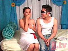 Jeon Min. giugno una coppia Amatuer dal vivo