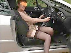 Ik hou van muck kous in de auto .......