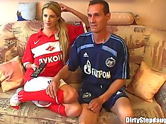 Blonde Teen Stepdaughter Deep Fucked By Her Stepfather