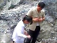 Outdoor sex chinese