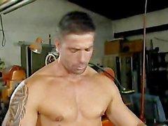 Julian Vincenzo and Ted Colunga hot mechanics