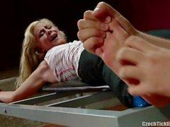 Ticklish Violet on Silver Master