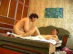 Younger Guy Fucking Older Woman