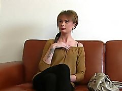 Pleasant darling charms with her exceptional titty fucking