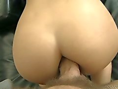 Pretty brunette Debora with lovely tight ass and smooth pussy : Pornsharing nude video