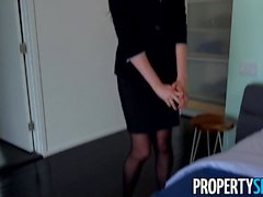 PropertySex - Inspiring mentor fucks real estate agent