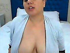 milf big tits amateur porn webcamshow video - Pussycamhd.c0m