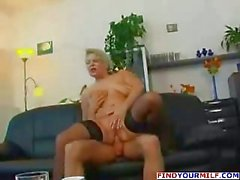 Russian milf sex adventures