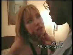 4 Blacks have Fun with Blond Babe