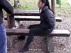 Bitch STOP - NIce Czech girl spread her legs