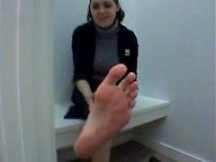 Anglefoot - Toes longas Varejo