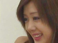 Cutie japonês Megumi Ishikawa fodido
