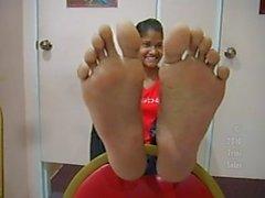 Best Indian Feet Ever