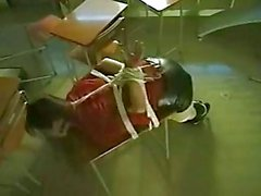 Teacher Locks Up Asian Schoolgirl