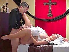 Italian anne ve evlat Binicilik Creampie