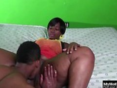 Mz. Thicksation is a thick black ho who will take a cock...