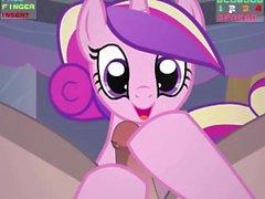 My Little Pony Cadance XXX Game