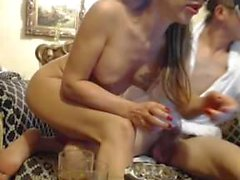 Turkish Couple on Cam