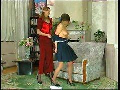 Aida Lesbian Scene #4