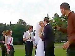 Públicas de la novia la cogida