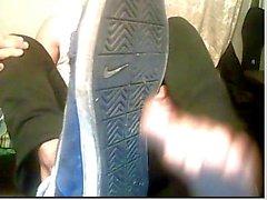 прямыми парней ногами на веб-камеру - разн