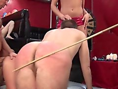 Kinky group of swingers playing dirty sex games