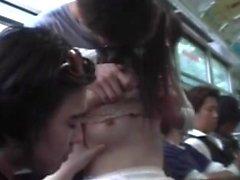 asian in bus part 1 uncen