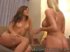 Lesbian Naughty Allie Raven Riley Fucked My Pussy
